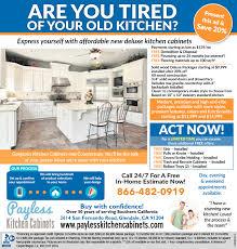 Specials Payless Kitchen Cabinets