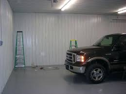 metal interior walls tin corrugated