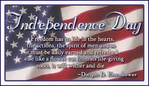 Independence Day USA 4th July 2015 Quotes With Images ~ India Vs ...
