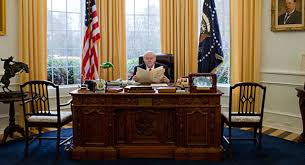 oval office photos. Ron Wade Is Shown In His Home Oval Office.   Discovery Channel Oval Office Photos