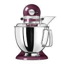 kitchenaid artisan 4 8l stand mixer boysenberry purple kitchenaid brands