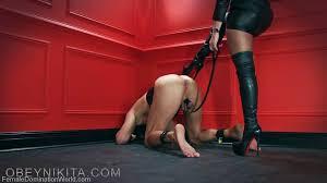 Bbw mistress domination video