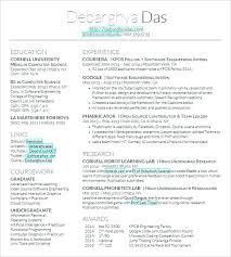 Undergraduate Resume Template Fascinating Undergraduate Resume Template Sample Resumes Intended For