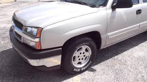 2004 Chevrolet Silverado Extended Cab For Sale Arlington Fort ...