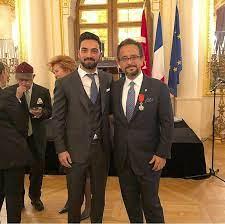 Ali Sabancı'ya Legion d'honneur nişanı