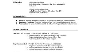 Combination Resume Sample 7 What Is It Combination Resumes