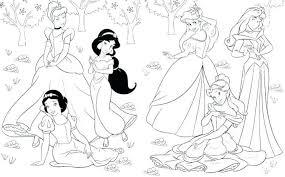 Baby Princess Ariel Coloring Pages Peach Pdf Castle Free Impressive