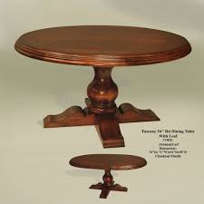 round dining tables with leaves kitchen table leaf home