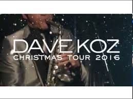 Dave Koz Christmas Tour 2016 - Cobb Energy Centre - December 2 ...