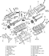 2002 Mazda 626 Belt Diagram