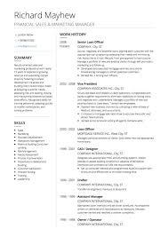 Business Development Cv Examples Templates Visualcv