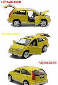 24 Scale 20Cm Length Diecast Honda Crv Model Car Toys For Boys ...
