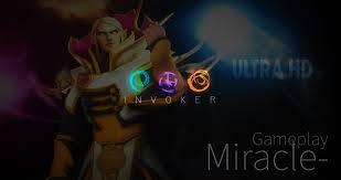 miracle dota 2 invoker full gameplay comeback and rampage dutchie