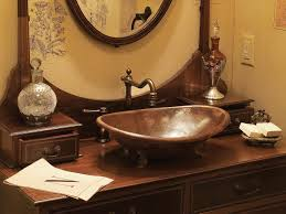 Small Picture Bathroom Sink Copper Vessel Bathroom Sinks Wonderful Decoration