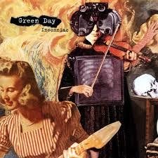 <b>Green Day Insomniac</b> CD