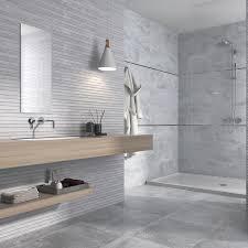 Bathroom Wall And Floor Tiles Grey