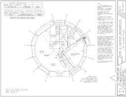34 dome plans 1st floor
