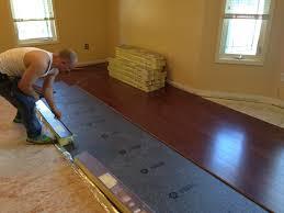 full size of interior installing hardwood floor on concrete laminate wood over tile slab top