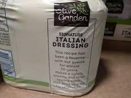 olive garden italian dressing costco 4