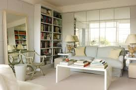 Small Picture Mirrors MDF Small Living Room Ideas houseandgardencouk