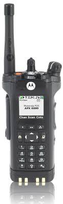 motorola apx radios. motorola apx 6000 radios