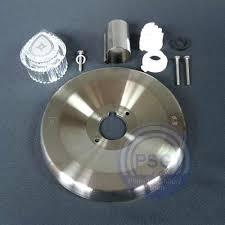 shower faucet trim kit brushed nickel tub shower trim kit for temp shower faucet trim kit