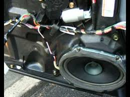 mazda 6 front speaker replacement wmv youtube Radio Wiring Harness at Mazda 6 2015 Speaker Wire Harness