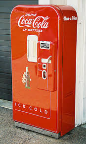 Vintage Coca Cola Vending Machines For Sale Impressive Vendo 48 Coke Soda Machine Vintage Retro BITW