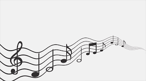 Music Notes Video Animation Motion Background Storyblocks Video