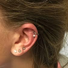 helix piercing 50 ideas pain level