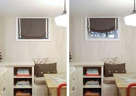 basement windows interior. Wonderful Small Window Treatment Ideas Basement Home Interior Design 2017 Windows .