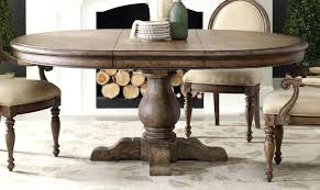outdoor fascinating large round kitchen table 6 pedestal dining light wood lighting leaves extra with leaf