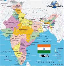 Map India Hd - universe map travel and ...
