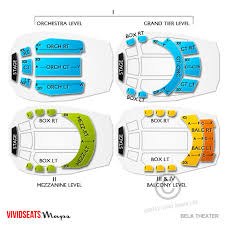 Belk Theater Seating Zone Related Keywords Suggestions