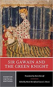 sir gawain and the green knight norton critical editions marie  sir gawain and the green knight norton critical editions 1st edition