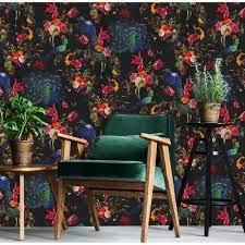 Luxury Peacock Wallpaper 6371-15 ...