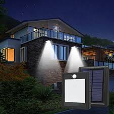 superb exterior house lights 4. Updated-Version30-LED-Solar-Light-Holan-Waterproof-Solar- Superb Exterior House Lights 4