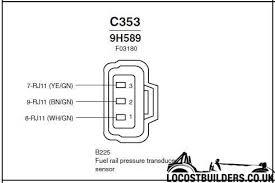 how to oem focus st170 ecu pats info throttle position sensor
