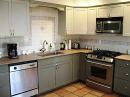 Refinishing Formica Kitchen Cabinets Diy Kitchen Before After Paint Painting Kitchen Cabinets White