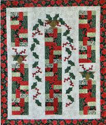 Holly Cascade - PDF Quilt Pattern by Cottage Quilt Designs ... & Holly Cascade - PDF Quilt Pattern Adamdwight.com