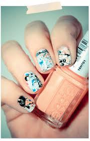 Paint Splash Nail Design 12 Pollock Nail Designs You Must Have Splatter Nails