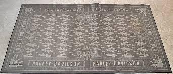 harley davidson area rugs furniture