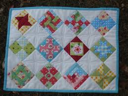 Sew Simple Sampler Quilt Pattern | FaveQuilts.com & Sew Simple Sampler Quilt Pattern Adamdwight.com