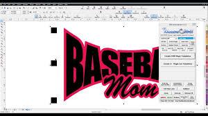 create vinyl stickers. Brilliant Vinyl How To Make A Glitter Baseball Mom Car Window Decal GCC Expert 24 Vinyl  Cutter Part 12  YouTube On Create Stickers