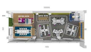 design an office layout. The Layout Of Proposed Pop-up Lab For FBI\u0027s Current Headquarters At Design An Office
