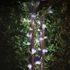 smart solar orb super bright led solar string lights solar garden lighting webbs garden centre