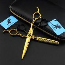 freelander professional 6 inch hair scissors hairdressing cutting thinning shears makas ciseaux coiffure