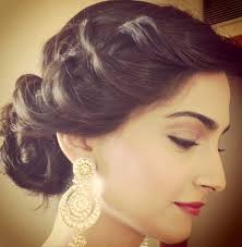 having short or um hair should not deter you from going for an elegant wedding hairstyle check out these indian bridal hairstyles for inspiration