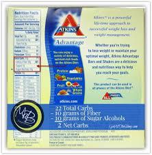38 Surprising Atkins Net Carb Counter Chart
