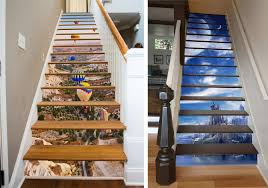 Stairway Art on GoodsHomeDesign